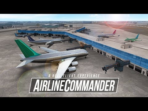 Airline Commander - Android/iOS Gameplay (Beta Test)