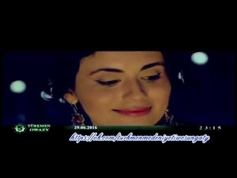 Turkmen film Yurekdesh 2016 - 1 bolum (Kerven records) yokary hilli gornushi