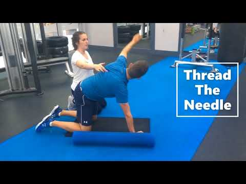 Mid Back Mobility Exercises