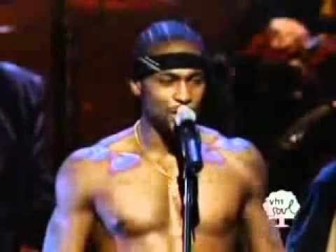D'Angelo  Devil's Pie MTV Movie Awards 2000