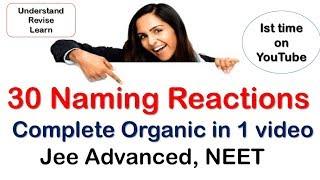 Organic Reaction Mechanism