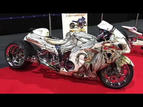 Bikes Exhibition - Dubai 2018 Part 2