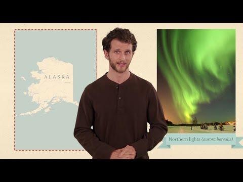 Alaska - 50 States - US Geography