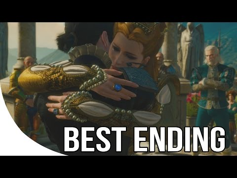 The Witcher 3 Blood and Wine Best Ending