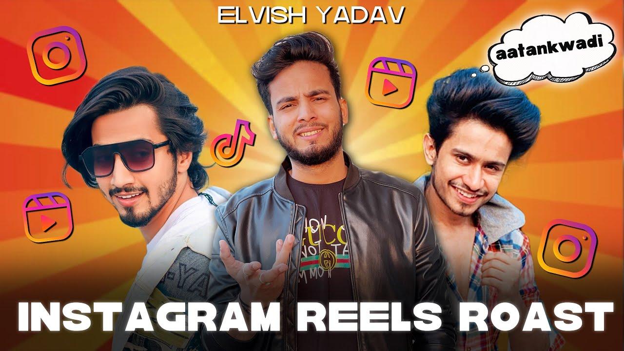 Download Elvish Yadav Roasting Instagram Reels
