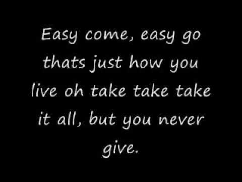 Grenade lirik
