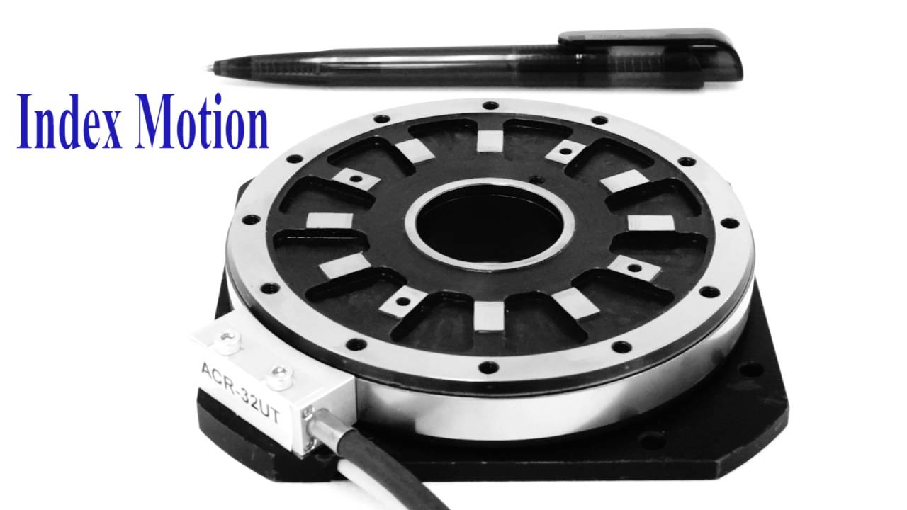 Highest-speed direct-drive rotary stage on the market from IntelLiDrives
