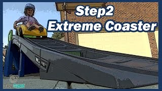 Step2 Extreme Coaster Toy Review by Baby Gizmo