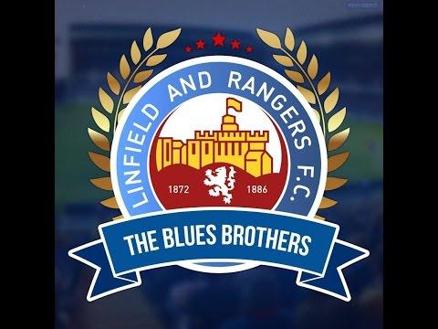 Brilliant In Belfast. Linfield Vs Rangers