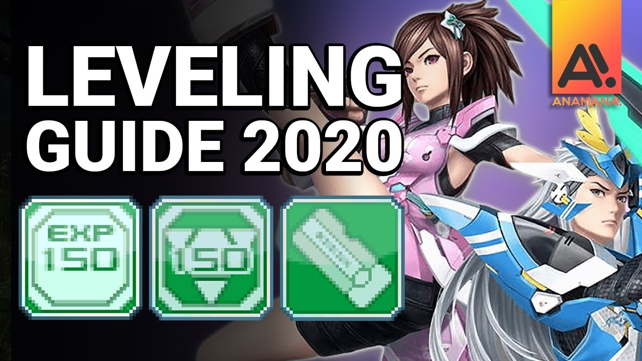 Pso2 Halloween Quest 2020 Guide PSO2 Leveling Guide 2020 (JP Servers)   YouTube