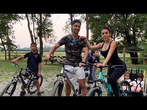 Cristiano Ronaldo S Family 2020 Ronaldo Jr Girlfriend Kids Youtube
