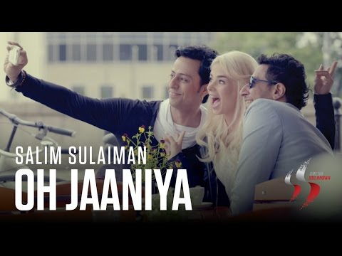 Mix - Oh Jaaniya - Salim Sulaiman | Official Music Video