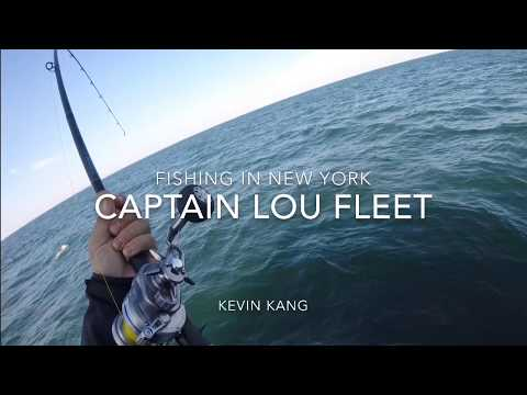 Tautog Fishing In New York DEC 2018(Captain Lou Fleet)-뉴욕 돌돔 낚시(선상낚시)