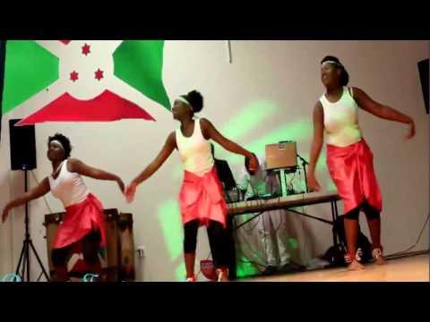 Burundi traditional and Cultural dance