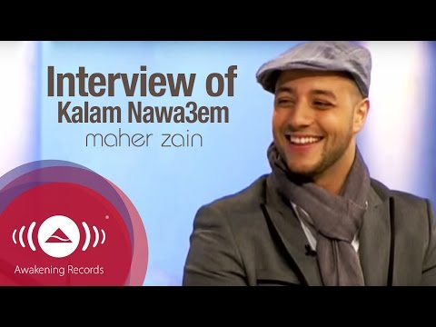 Maher Zain - MBC Kalam Nawa3em Interview | ماهر زين - في برنامج كلام نواعم