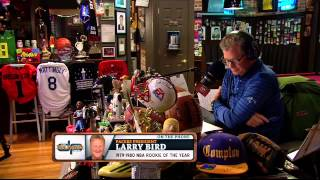 Larry Bird on The Dan Patrick Show (Full Interview) 07/27/2015