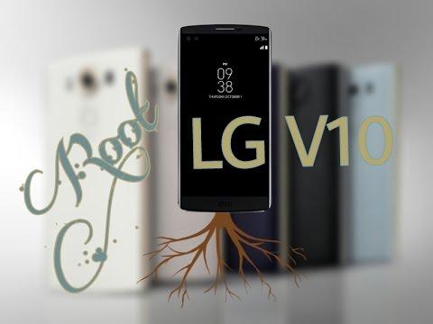 Root the AT&T LG V10