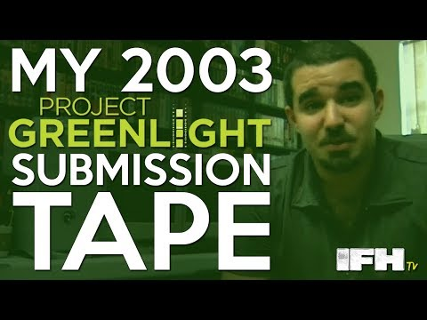 My 2003 Project Greenlight Submission Tape - Indie Film Hustle