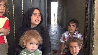 نازحون من منبج يروون لأخبار الآن معاناتهم مع داعش