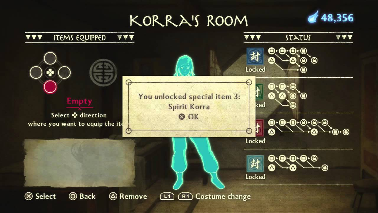 The Legend of Korra Cheats, Codes, and Secrets for ...