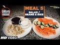 Meal 5 Salad/Beans & Rice - DRUG REHAB NUTRITION | Guru Mann
