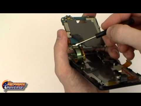 HTC Evo 3D Screen Repair Take Apart Guide