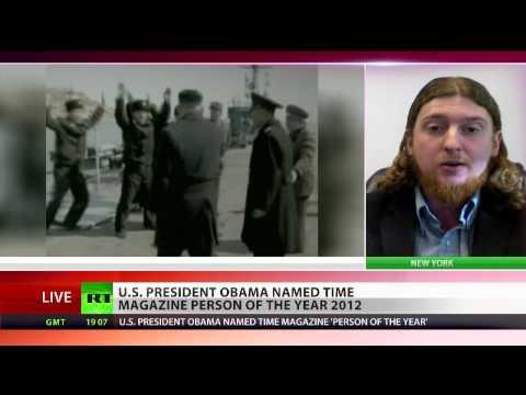 Time Magazine & North Korea - Caleb Maupin on Russia Today