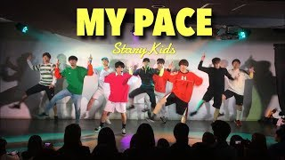 20181014 StrayKids 스트레이 키즈 MY PACE by K-POP COVER DANCE Mercie