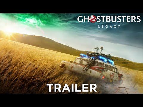 GHOSTBUSTERS: LEGACY - Trailer - Ab 13.8.20 im Kino!