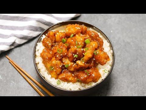 Easy General Tso's Chicken