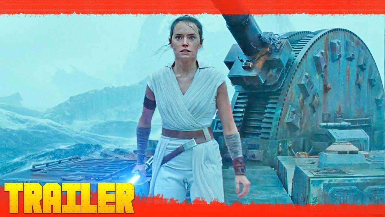 Star Wars Ix El Ascenso De Skywalker 2019 Tráiler Oficial 2 Español Latino Youtube