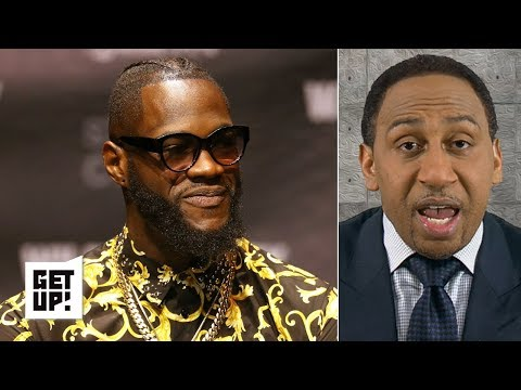 Deontay Wilder being investigated by the WBC is 'idiotic' - Stephen A. | Get Up!