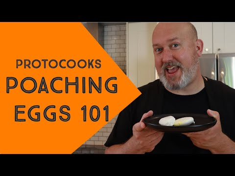 How to Poach Eggs 101with Chef Frank