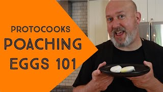 How to Poach Eggs 101~with Chef Frank