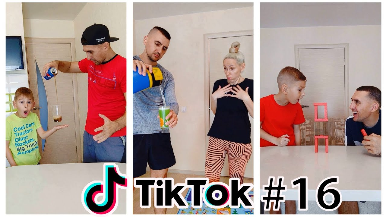 Goodwin Family Tiktok short videos   Compilation #16 🔴