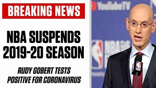 NBA Suspends Rest of Season Due to Coronavirus, Rudy Gobert Infected (Fans Reaction)