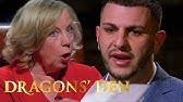 The Dragons Clash With a Tempered 'Control Freak'  | Dragon's Den