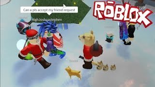 one more try   roblox murder mystery 2 update with eyiss major christmas special