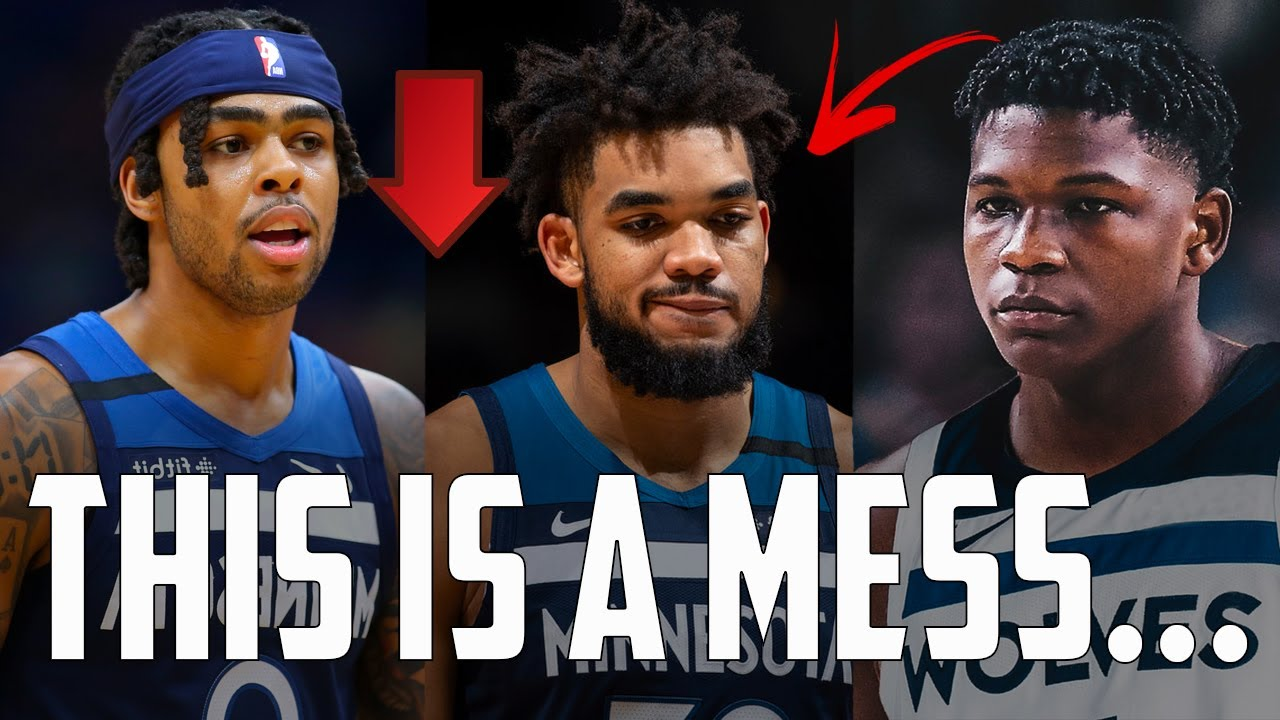 The Timberwolves Are The Most DIRECTIONLESS Team In The NBA Right Now...