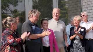 Saugatuck-douglas Visitors Bureau - New Building Dedication