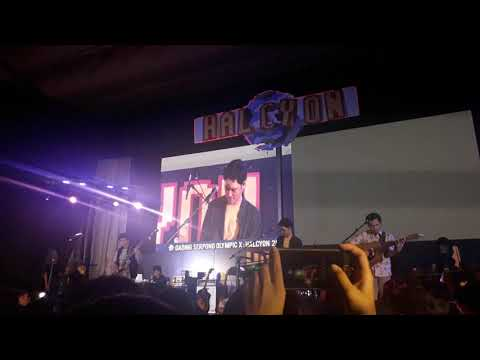 271018 The Overtunes I Still Love You - Closing Night Halcyon 2018 (GSO X 2018)