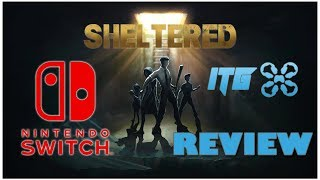 Sheltered Nintendo Switch Review (Video Game Video Review)