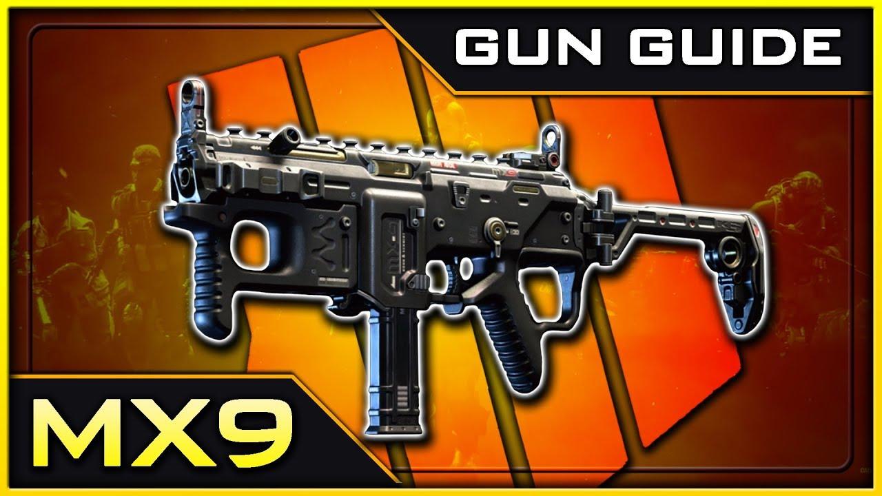 MX9 Stats & Best Class Setups! | Black Ops 4 Gun Guide #12