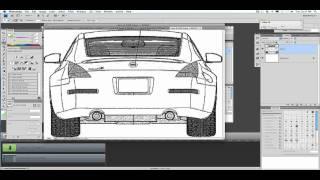 01 modo car modelling tutorial start to finish getting blueprints ready for modo