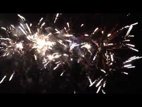 Osage Casino Caney Valley Speedway Fireworks 7/6/13