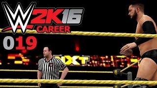 WWE 2K16 CAREER #019: NEVER GIVE UP, BIG BAD! «» Let