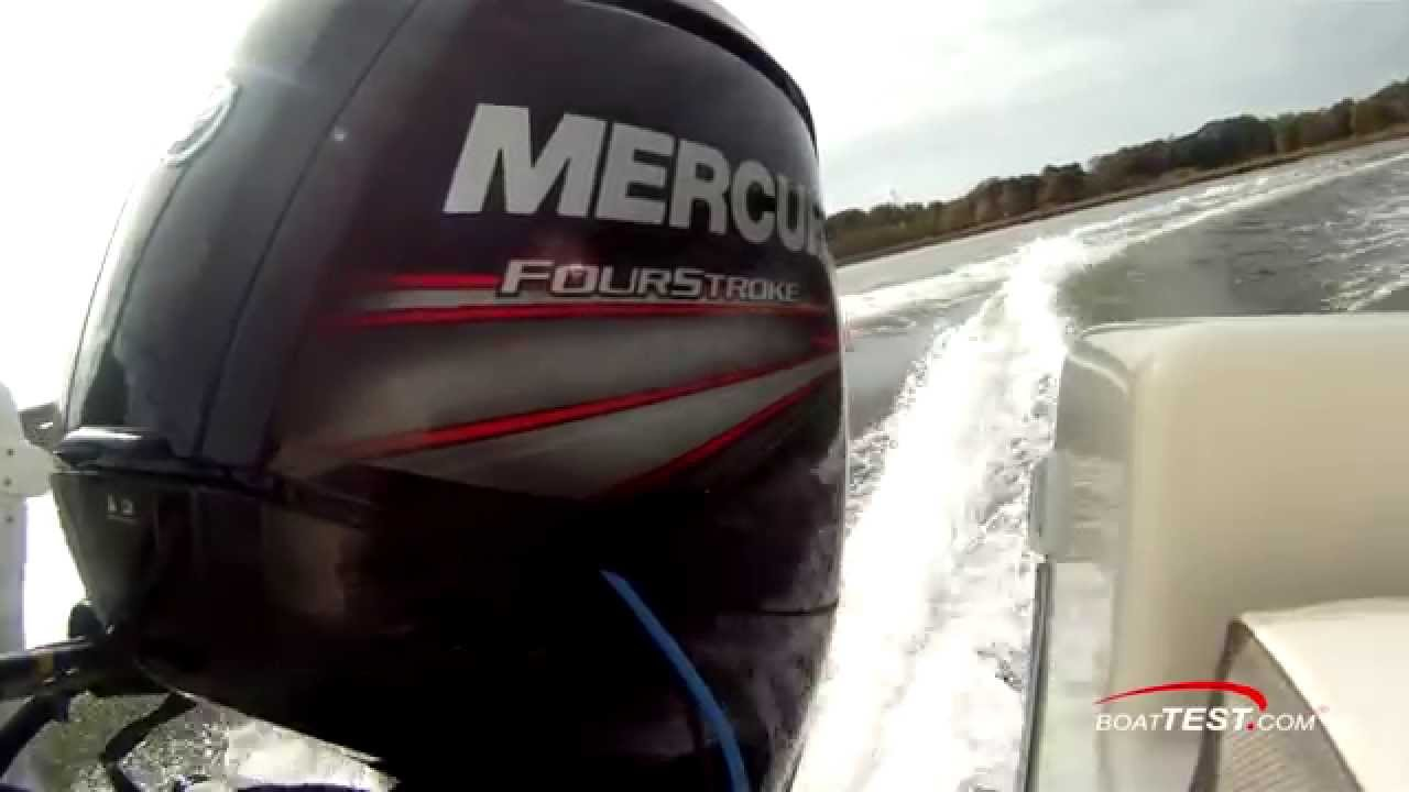 2015 Mercury 75hp  90hp  And 115hp Fourstroke Outboards