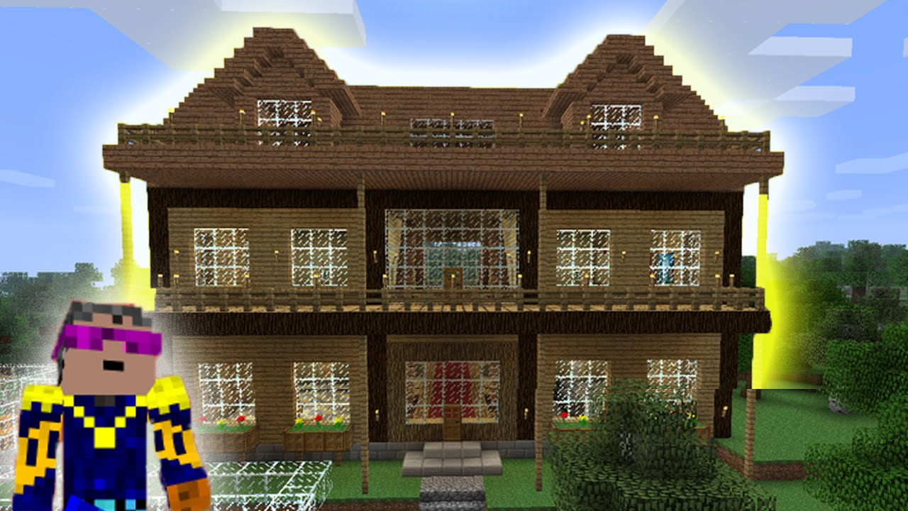 Команда для Копирования Дома в Minecraft