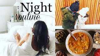 MA VRAIE NIGHT ROUTINE