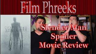 Slender Man - Spoiler Movie Review